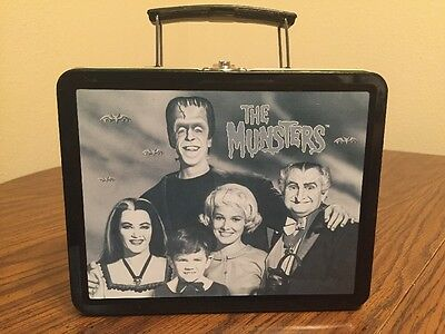 The Munsters Limited Edition Lunch Box