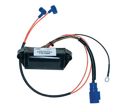 A New Evinrude Johnson Power Pack for 4-60hp Outboard (Part# 396141, 586800)