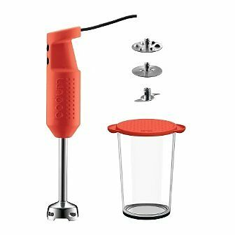 Bodum Bistro K11179-294 Stick Blender in Red