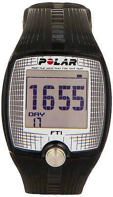 Polar Heart Rate Monitor Ft1 Watch Sports Black New Chest Strap T31 Coded  Strap