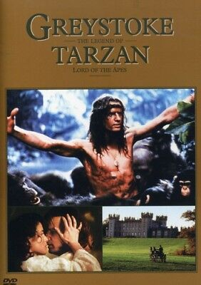 Greystoke: The Legend of Tarzan, Lord of the Apes [New DVD] Dolby, Subtitled,