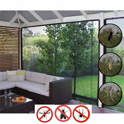 Insect Barrier Patio Pergola Flyscreen Blind