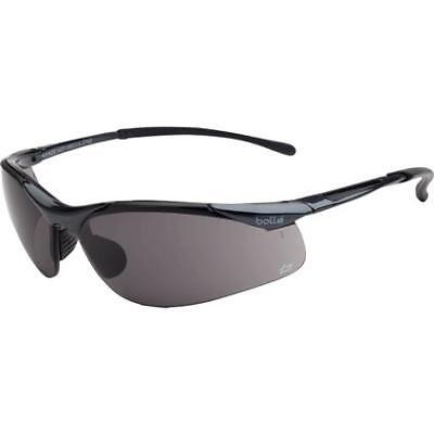 Boll         Safety Glasses - Sidewinder, Smoke