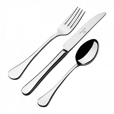 Stanley Rogers Manchester 30 Piece Cutlery Set Quality Stainless Steel RRP $129