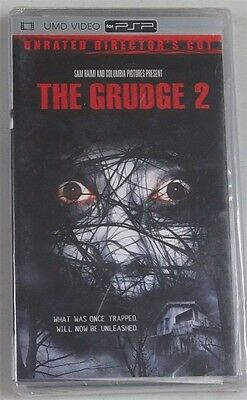The Grudge 2 (UMD, 2007, Unrated; Director's Cut)-NEW