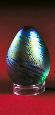 """10 Round 1/2"""" X  1-5/8"""" Display Stand Holiday Easter Eggs Christmas Ornaments"""