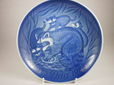 Bing & Grondahl Mother's Day Plate 1983