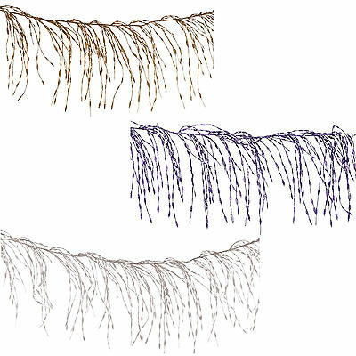 1.8m Deluxe Festive Christmas Party Glitter Sparkle Twig Garland Decoration