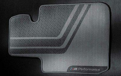 BMW M Performance Front Mats Set F30/F31 3 Series 51472407304 Right hand drive