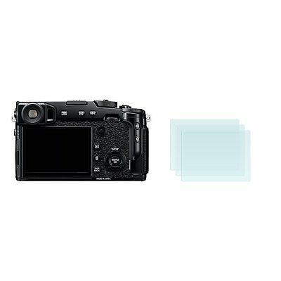 2 x New Clear LCD Screen Display Protector Film Foil For FujiFilm X-Pro2