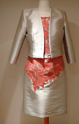 Linea Raffaelli Size 14. Mother of the Bride and Groom Outfit.