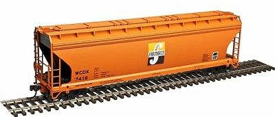 Atlas HO ACF 4650 Covered Hopper Far-Mar-Co WCDX #7405 ATL20003479