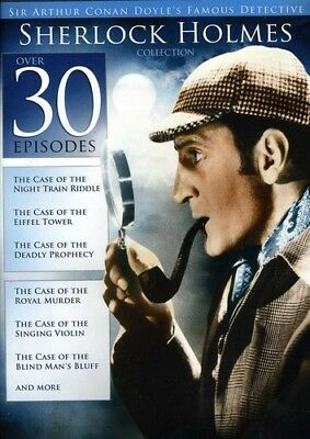 Sherlock Holmes Collection [New DVD] Boxed Set, Full Frame