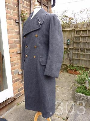 1951 Korean War RAF Royal Air Force Other Airmen Greatcoat New Pattern, Size 14