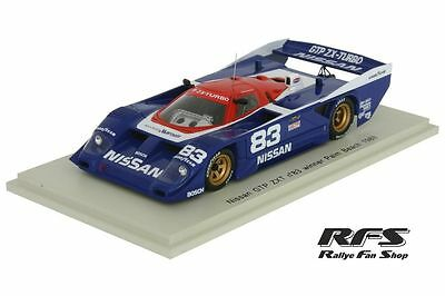 Nissan GTP ZX Turbo - Brabham - IMSA West Palm Beach 1988 - 1:43 Spark 3583