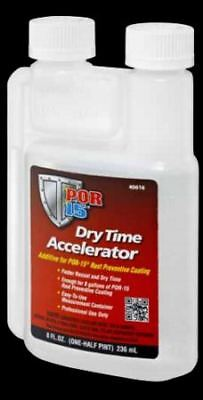 POR 15 40616 Dry Time Accelerator- Dries POR-15 Rust Paint 30-50% Quicker - 8oz