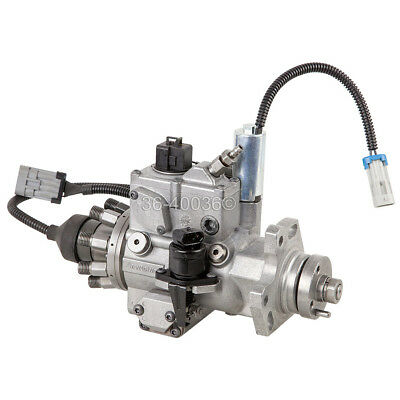 Remanufactured OEM Genuine Diesel Fuel Injection Pump W/ Pmd Fits GMC Chevy 6.5L