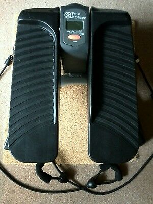 Lateral thigh stepper with FREE Body Fat Analyzer (collect only)