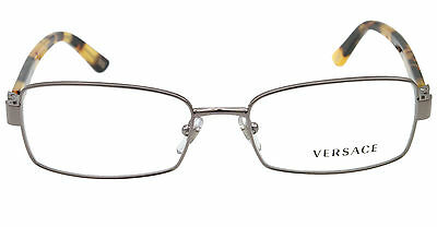 Versace Eyeglasses Square VE 1173 Tortoise 1254 New Authentic VE1173 52mm