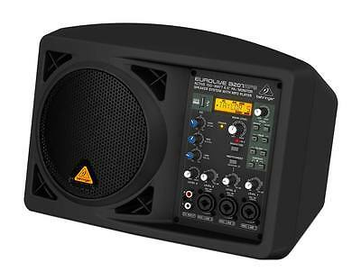 Behringer B207MP3 - 4-Channel Active Speaker With MP3 (150-Watts) - BRAND NEW!