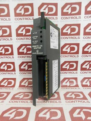 Allen Bradley 1771-ASB Universal Remote I/O Adapter Module - Used - Series D
