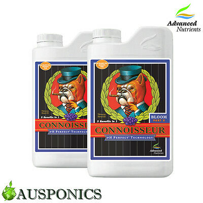 Advanced Nutrients 500Ml Ph Perfect Connoisseur Bloom A&b For Hydroponics