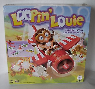 Loopin Louie GAME Chicken Chasin GAMES BRAND NEW