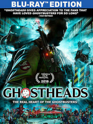 Ghostheads [New Blu-ray] Manufactured On Demand, Ac-3/Dolby Digital