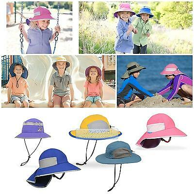 Sunday Afternoons Kids Outdoor Play Hat UPF 50