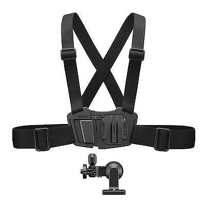 Sony Action Camera Adjustable 360 Degree Rotating Chest Mount Harness