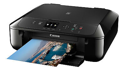 Canon Pixma Mg5750 All In One Wireless Inkjet Printer Scanner Copier Airprint