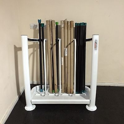 *NEW* Escape Fit /Training Bar Rack & 19 Bars  (Commercial Gym Equipment)