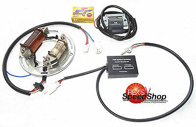"XT500 Electronic Ignition -""Full Power 12 Volt"" Competition Kit"