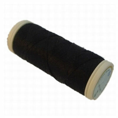 Seta Reale Pure Silk Thread Black 7902