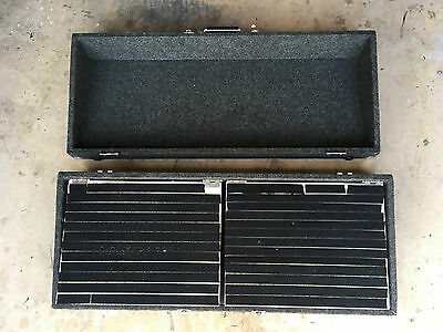 Pedal pad pedalboard touring roadcase guitar effects large size - 120x40x18 cm