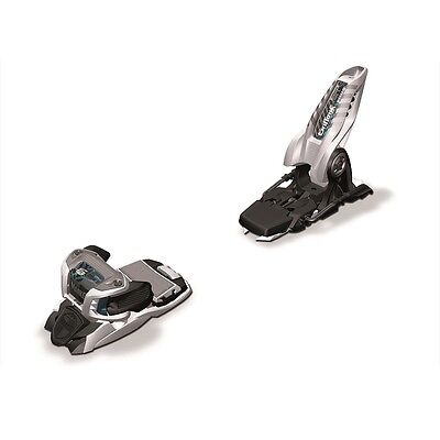 Marker Griffon 13 White/Black/Teal 110mm Ski Bindings