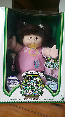 Cabbage Patch Kid 25th Anniversary - Charlie Ruth RARE