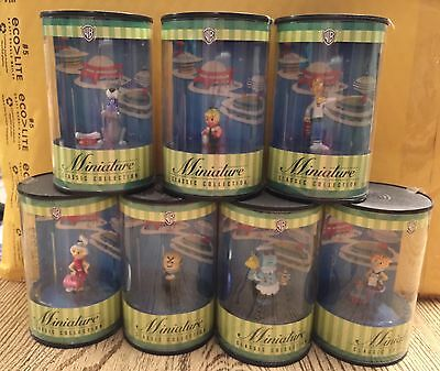Warner Bros Classic Miniature Collection The Jetsons 7 Pcs