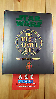 Star Wars The Bounty Hunter Code: From the Files of Boba Fett
