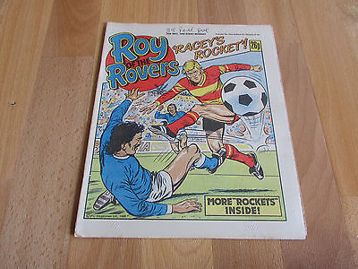 ROY of the ROVERS Classic Weekly Football Comic 24/05/86 - 24th May 1986