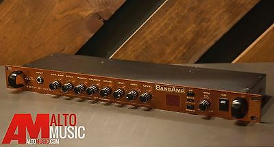 Used Sans Amp Tech 21 PSA 1.1