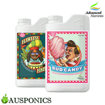 Advanced Nutrients 1L Bud Taste Terpene Enhancer Tribe For Hydroponics