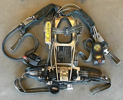 Scott 2.2 AP50 SCBA w/ HUD Integrated PASS & RIT / UAC