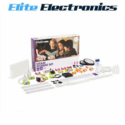 Littlebits Steam Student Kit Set Kids Family Diy Electronics Building Project