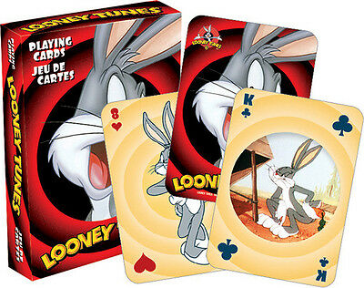 Looney Tunes Bugs Playing Cards Deck Misc