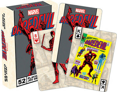 Marvel Daredevil Playing Cards Deck Misc