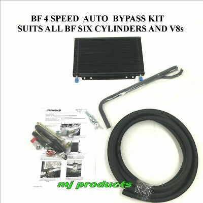 Ford bf  Falcon Automatic Transmission 4 SPD  DIY Oil Cooler Bypass Kit  v8 or 6