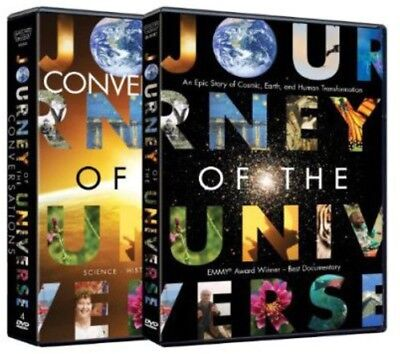 Journey of the Universe: The Complete Collection [New DVD] Boxed Set, Dolby, D