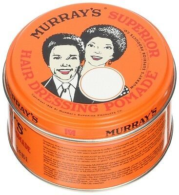 Murray's Superior Hair Dressing Pomade, New