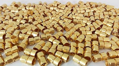 1LB Gold Scrap Recovery 115 All Gold Plated Connector Pins Heavy High Yeild 453g